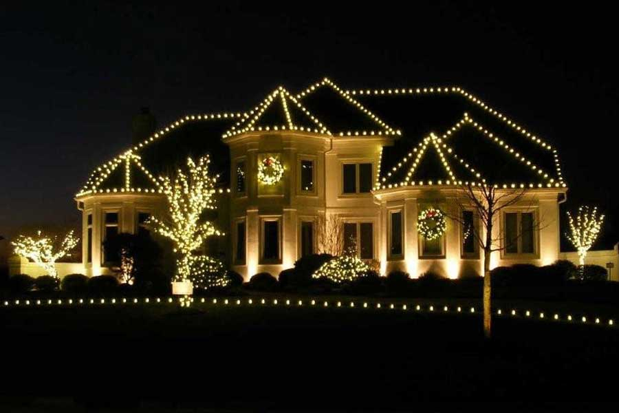 Professional Diwali Home Lighting Installation Services By Aatb Inc