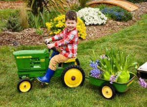 Spring Lawn Fertilizer for Cedar Rapids Lawn