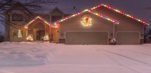 Permanent Outdoor Lighting in Iowa