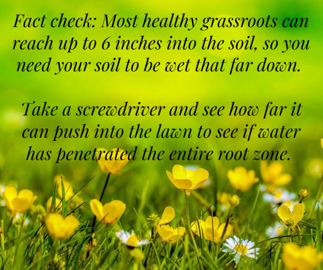 Know your lawn soil