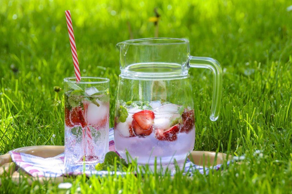 summer lawn tips